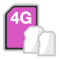 iPad moet 4G internet